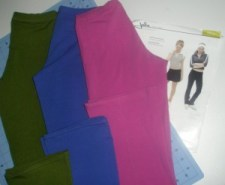 Yoga Pants sewing tutorial