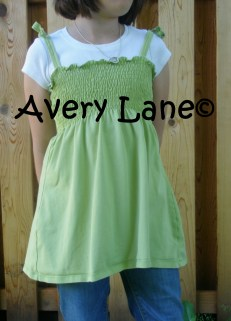 Upcycle Tutorial: Women's Tee into a child's Tunic or Dress