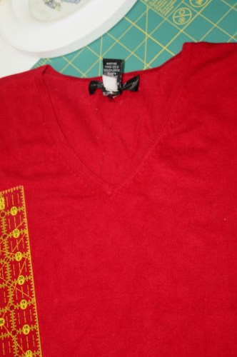 Avery Lane Blog Sweater Upcycle Tutorial