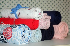 Avery Lane Sewing Blog tips on sewing with knits