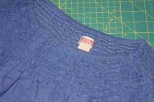 Avery Lane Sewing Blog Elastic Smocked Skirt Tutorial1