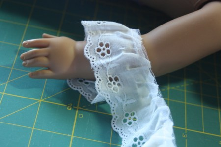 tips for sewing and designing AG Doll clothes 1