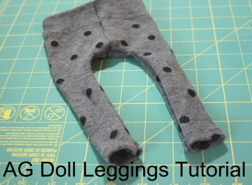 AG Doll Leggings Tutorial12