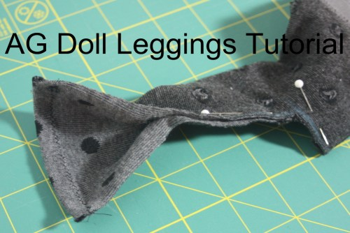 AG Doll Leggings Tutorial5