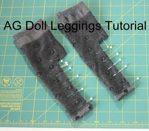AG Doll Leggings Tutorial6