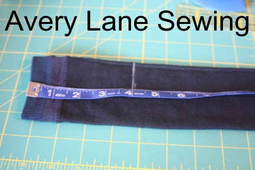 Avery Lane Sewing Tutorial socks to tights for 18 inch dolls