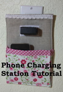 Sewing tutorial for making phone charging station on AveryLaneSewing.com blog2