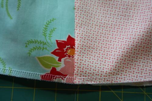 17 Fat Quarter Bundle Skirt Country Skirt Sewing  Tutorial 047
