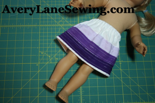 Ombre Skirt Tutorial AveryLaneSewing.com a11