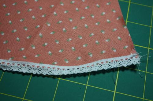 Doll Skirt Sew Along Day 1