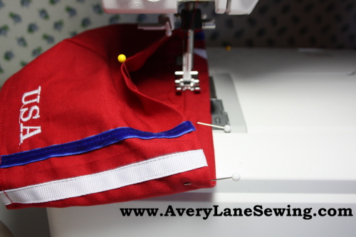 Athletic shorts sew along sew in style book 016