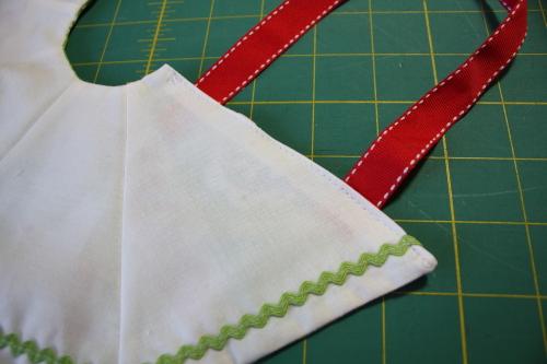 Too Cute Doll Sewing Magazine mini tree skirt tutorial blog sew along 4a