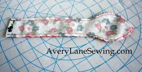 18 inch Doll knot headband tutorial blog copy