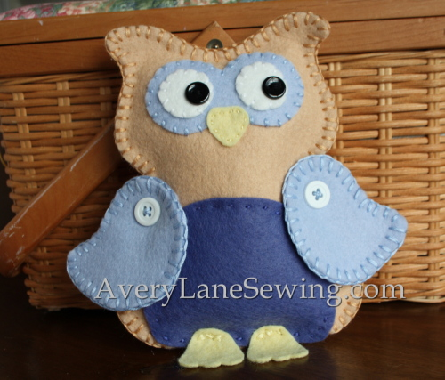 New! Hand Sewing Projects