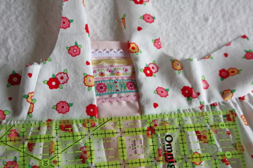 1 Doll Days Modern Jumper pattern sew along 5