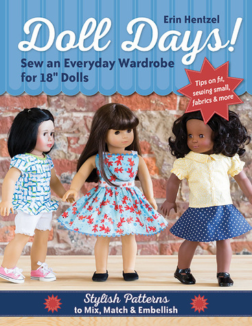 "Doll CLothes patterns for 18"" American Gir Dolls"