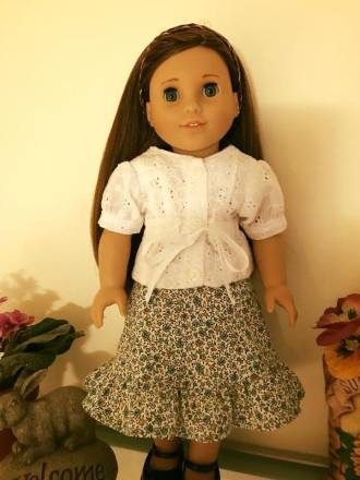 15 Doll Days Skirt Challenge