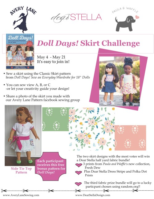 doll days skirt challenge poster-page001