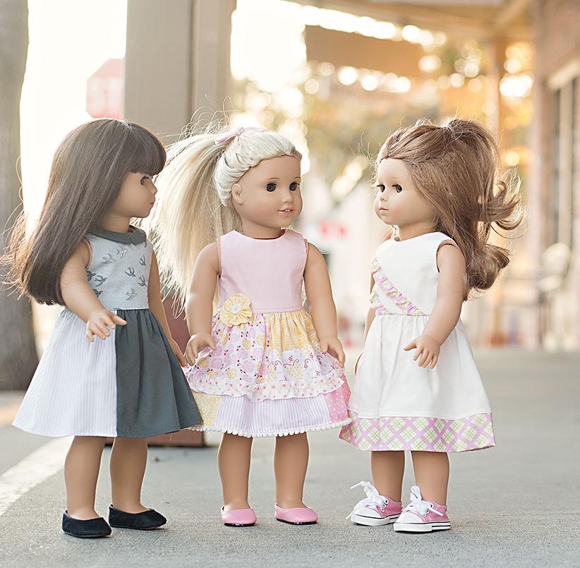So Many Dresses, So Little Time