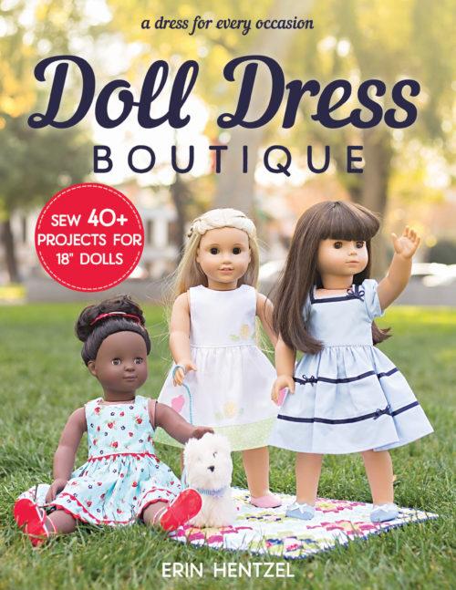 "Polka Dot Diva Skirt Set Fits 18/"" American Girl Doll Clothes"