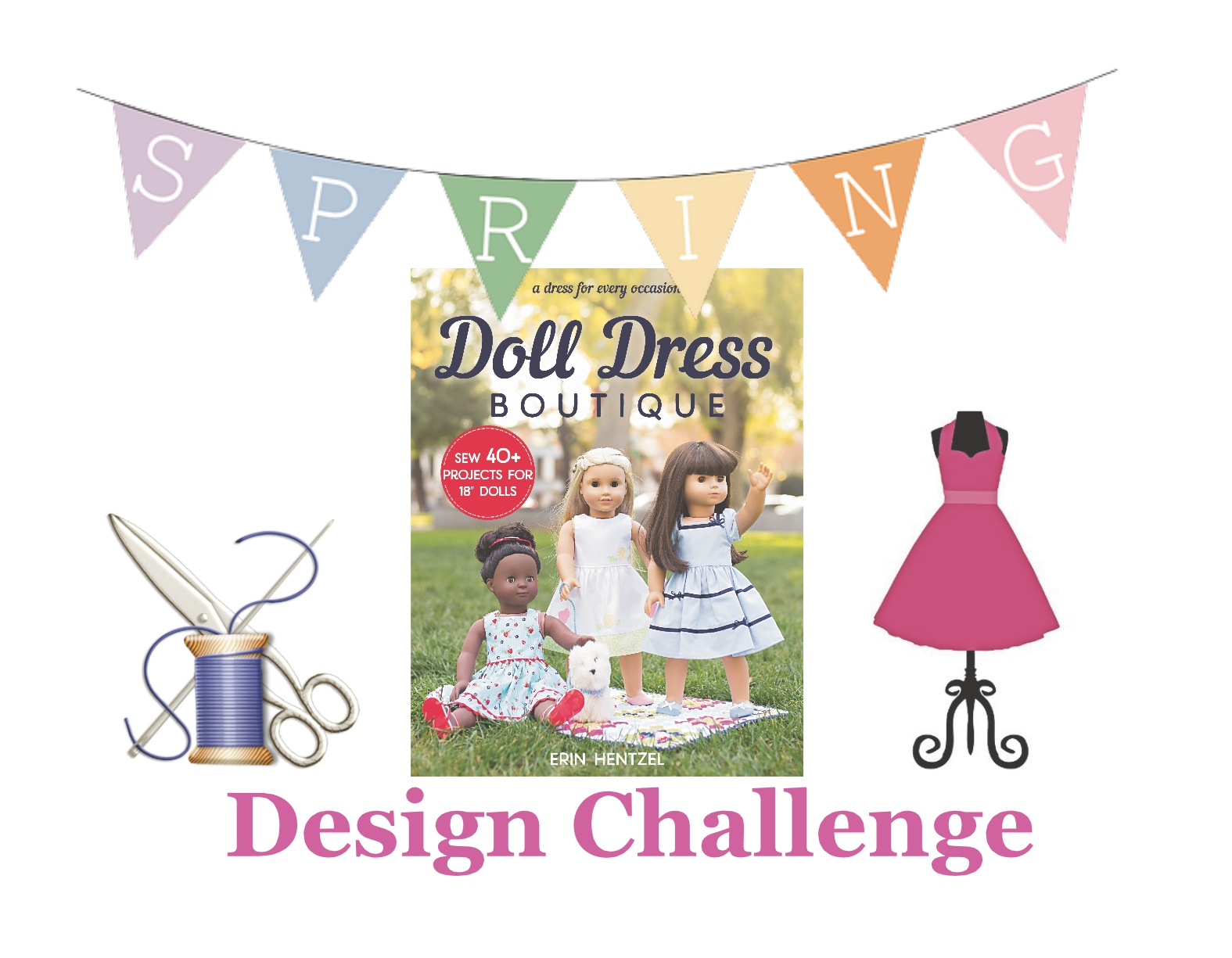 Doll Dress Boutique Spring Design Challenge