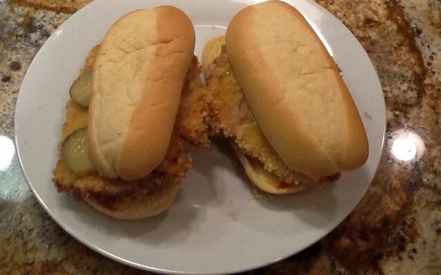 Pork Tenderloin Sandwiches – that Midwestern Classic.