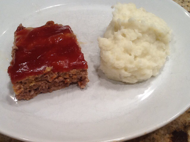 Sorta Shirley's Meat Loaf