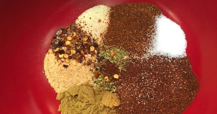 Taco Seasoning – Gimme Some Oven