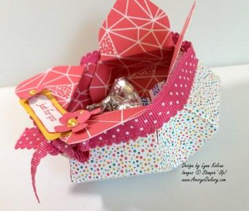 Stampin Up Envelope Punch Board