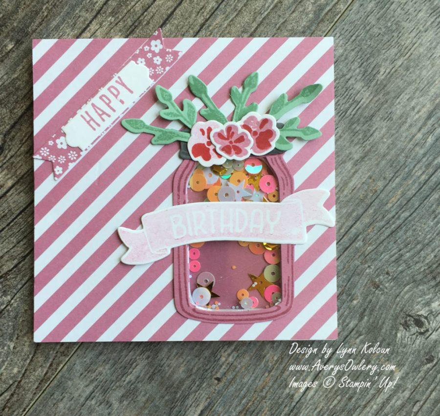 Stampin Up AverysOwlery.com Jar of Love