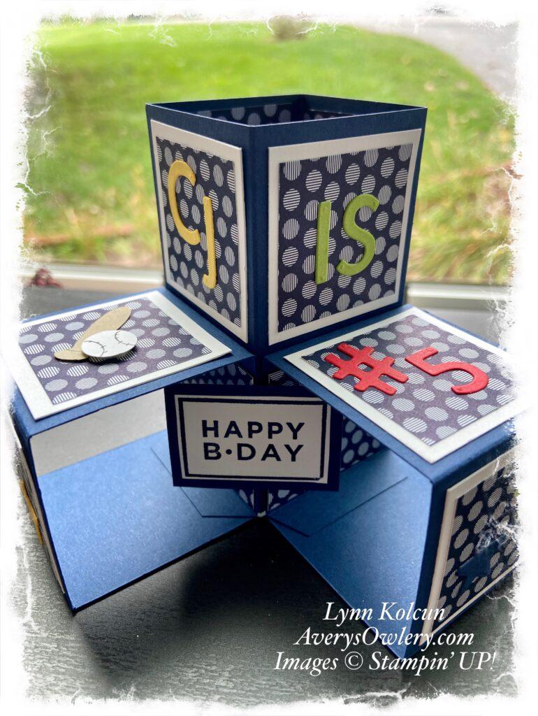 3D Birthday