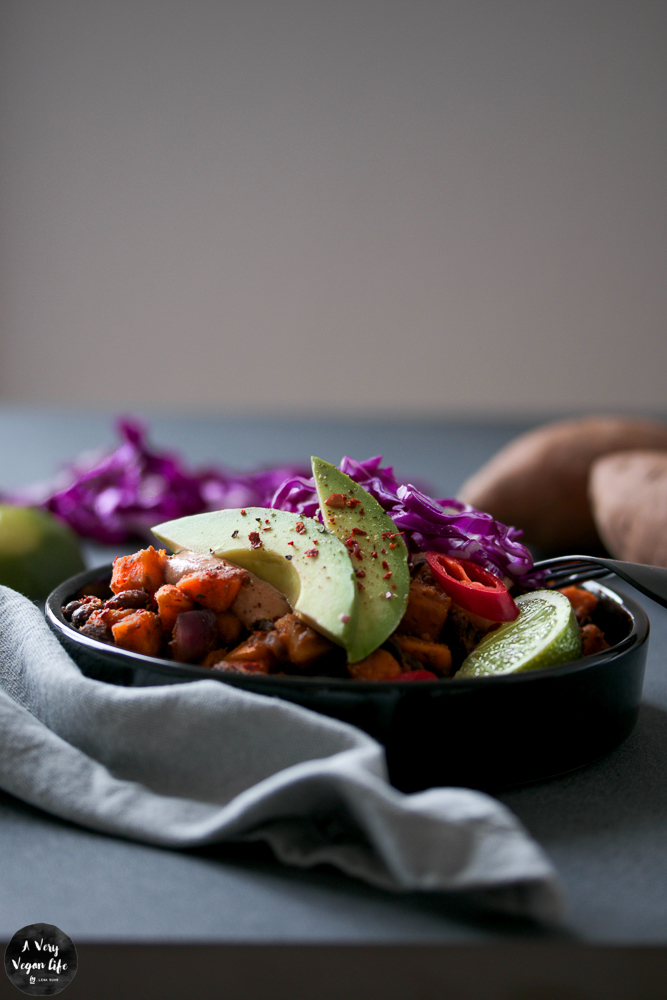 Süßkartoffel-Chili-sin-Carne