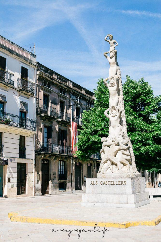 Vilafranca del Penedès, Als Castellers