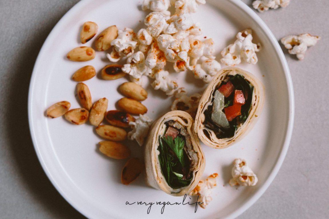 Vegane Snacks für Spieleabend