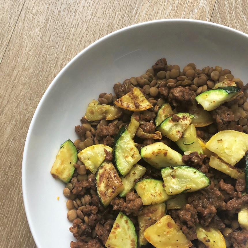 mixed vegetables with lentils easy healthy vegetarian dinner ideas