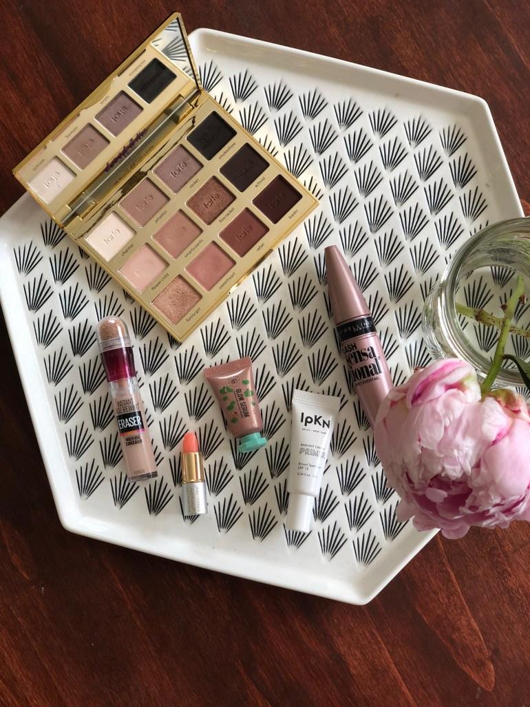 tarte tartelette in bloom palette review blog
