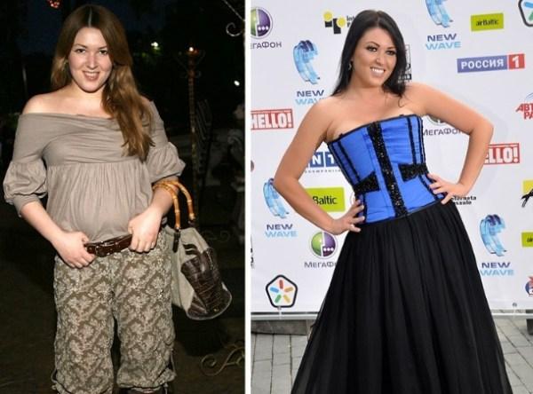 Как Ирина Дубцова похудела: диета, фото до и после