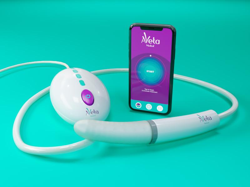 AVeta medical device product image.