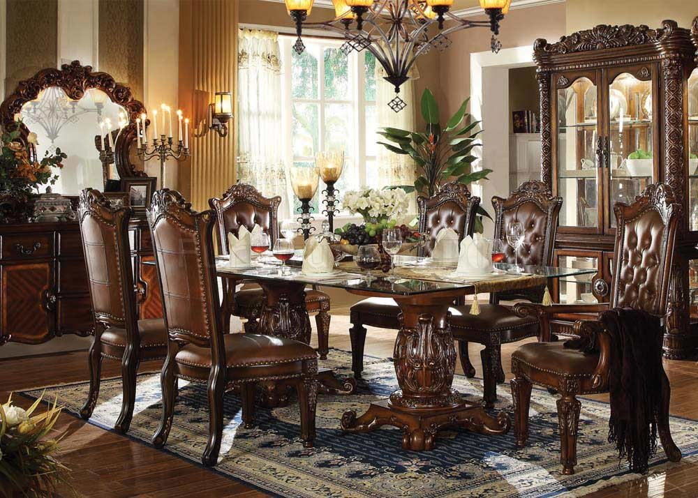 Traditional Dining Table Allesia AC 205