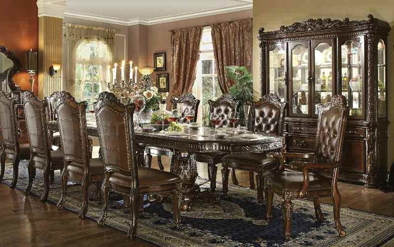 Traditional Dining Table Allesia AC 20