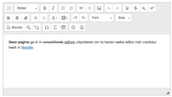 Editor-CKEditor