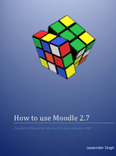 How to use Moodle 2.7
