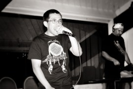 Hip Hop artist Rayce