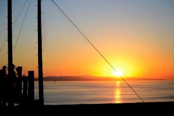 Ventura Botanic Trail Sunset