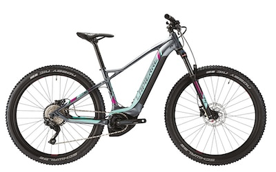 Lapierre hardtail ebike for hire