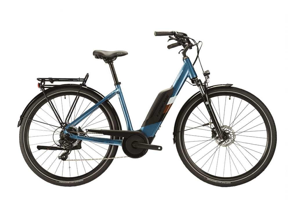 Lapierre Overvolt Urban : un beau vélo de ville électrique à la location