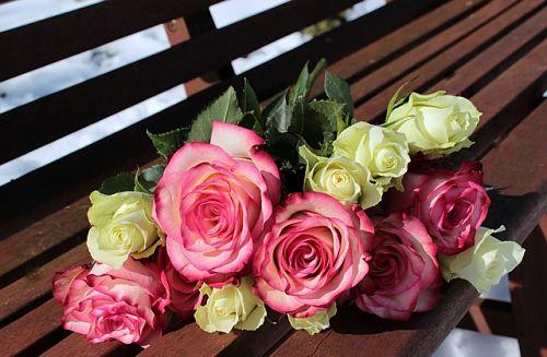 Как укоренить розы из букета в домашних условиях