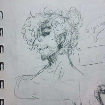 Concept Art of Raphael