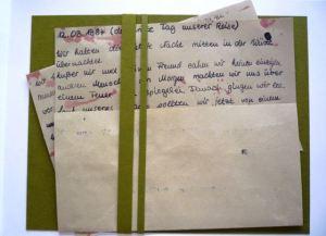 Tagebucheintrag