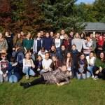 Gruppenfoto - alle Teilnehmer am Musiklager 2016